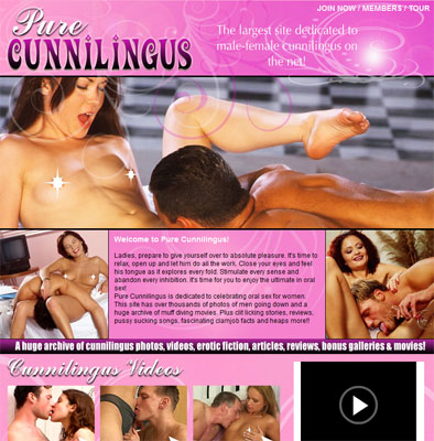 Sexy Story Cunnilingus